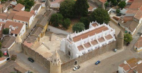Conjunto Arquitetónico do Castelo de Viana do Alentejo