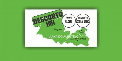 Município de Viana com IMI no mínimo