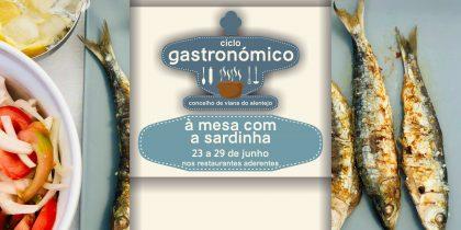 (Português) Ciclo Gastronómico – À mesa com a sardinha