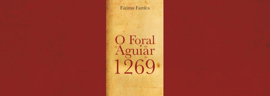 Fátima Farrica apresenta livro em Aguiar