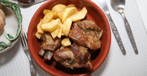 (Português) Café – Restaurante «A Romeirinha»