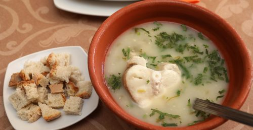 Restaurante – «Sabores da Vila»