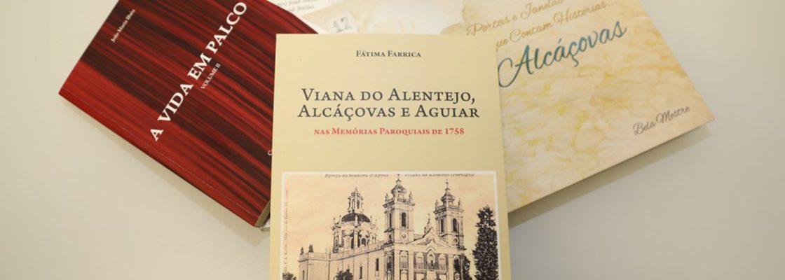 Município de Viana apoia autores locais