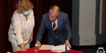 (Português) Luís Miguel Duarte tomou posse como presidente da Câmara Municipal de Viana do Alentejo