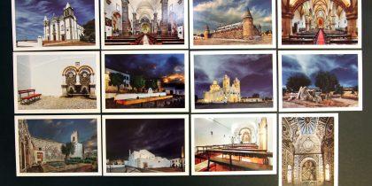 (Português) Património material do concelho de Viana em nova coleção de postais