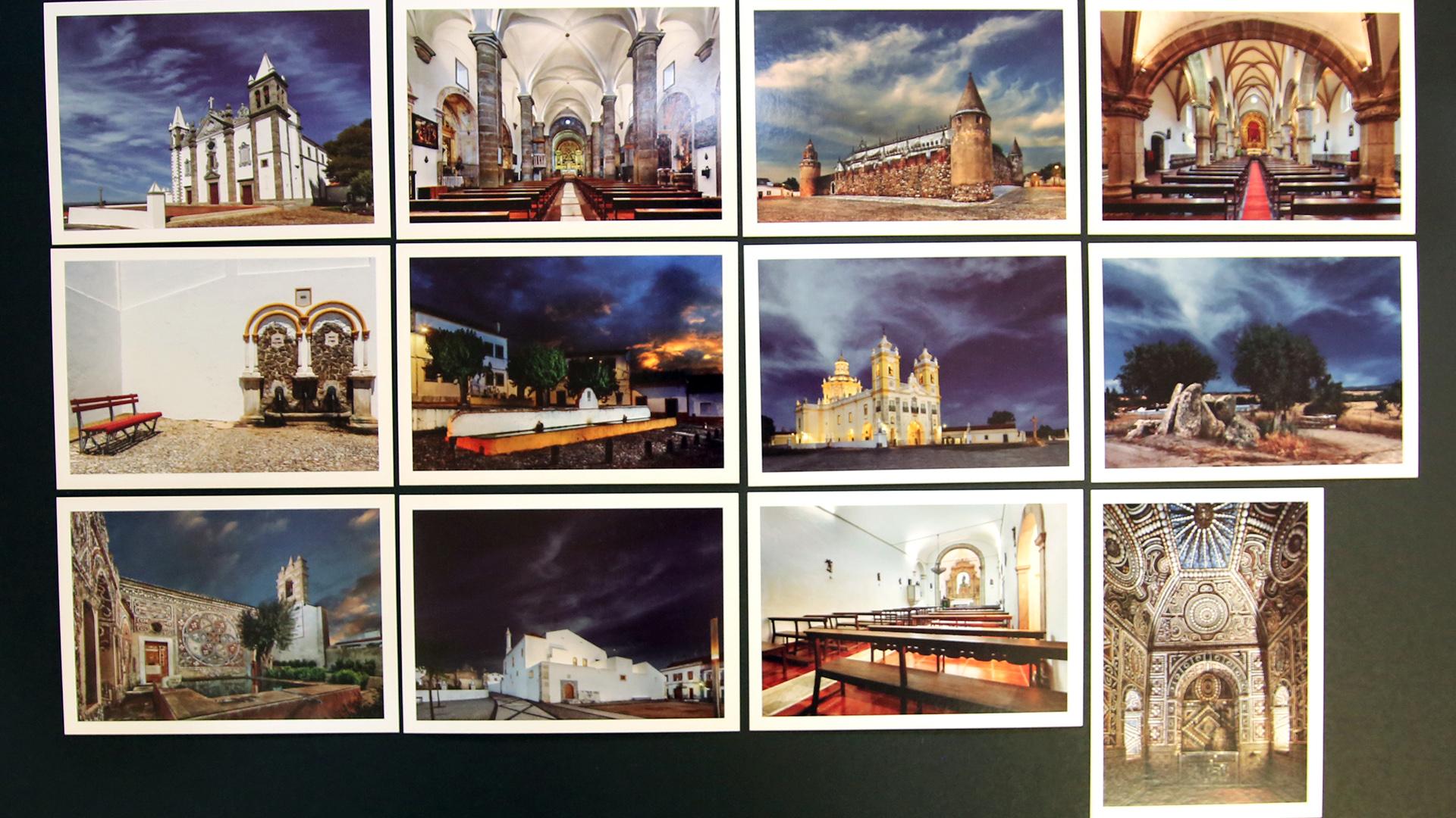 Património material do concelho de Viana em nova coleção de postais
