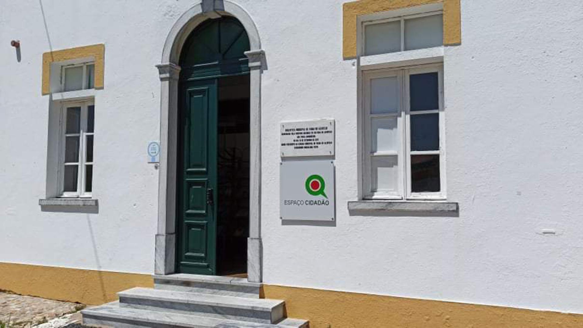 Espaço Cidadão de Viana do Alentejo com procura significativa